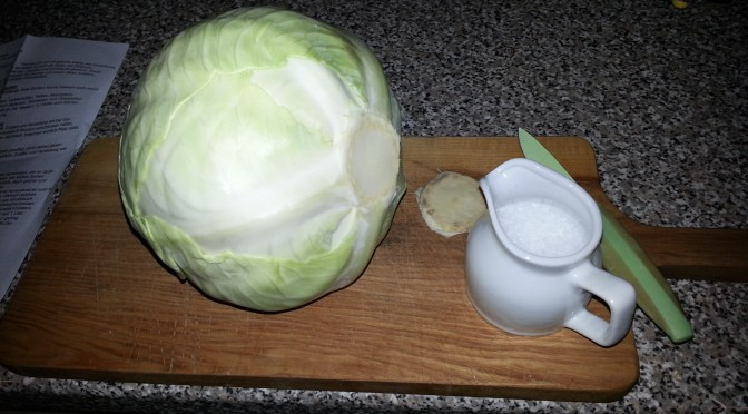 Get your cabbage on